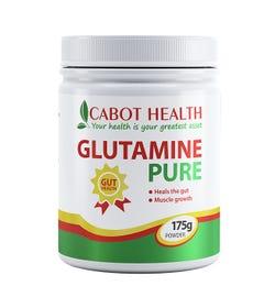 Cabot Health Glutamine Pure Powder 175g
