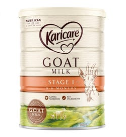Karicare Plus 1 Goat Milk Infant Formula (From Birth) 900g