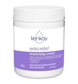 Kenkay Extra Relief Moisturising Cream 500g