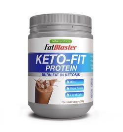 FatBlaster Keto-Fit Fire Cap X 60