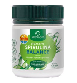 Lifestream Bioactive Spirulina Balance Powder 100g