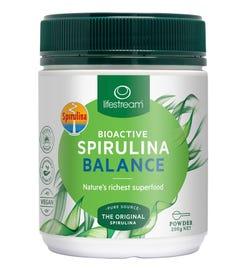 Lifestream Bioactive Spirulina Balance Powder 200g