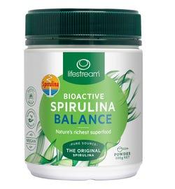Lifestream Bioactive Spirulina Balance Powder 500g