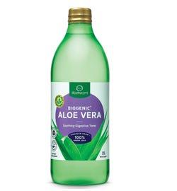 Lifestream Biogenic Aloe Vera Soothing Digestive Tonic 2 Litres