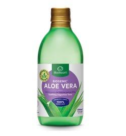 Lifestream Biogenic Aloe Vera Soothing Digestive Tonic 500ml