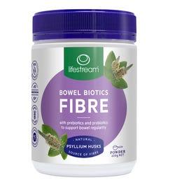 Lifestream Bowel Biotics Fibre 400g