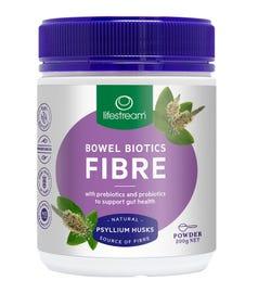 Lifestream Bowel Biotics Fibre Powder 200g