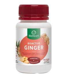 Lifestream Ginger Cap X 60