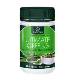 Lifestream Ultimate Greens Cap X 120