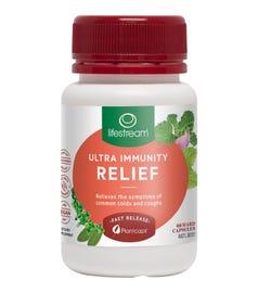 Lifestream Ultra Immunity Relief Cap X 60