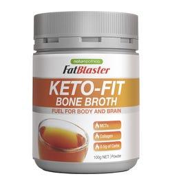 FatBlaster Keto-Fit Bone Broth 100g