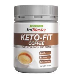 FatBlaster Keto-Fit Coffee 85g