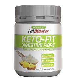 FatBlaster Keto-Fit Digestive Fibre 100g