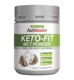 FatBlaster Keto-Fit MCT Powder 100g