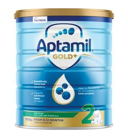 Aptamil Gold Plus 2 Follow-On Formula (From 6-12 Months) 900g