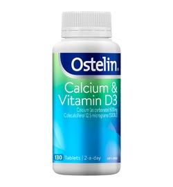 Ostelin Calcium & Vitamin D3 Tab X 130