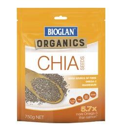 Bioglan Organics Chia seeds 750g