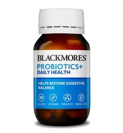 Blackmores Probiotics + Daily Health Cap X 90