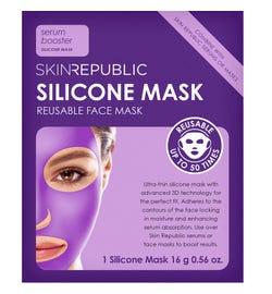 Skin Republic Reusable Silicone Face Mask