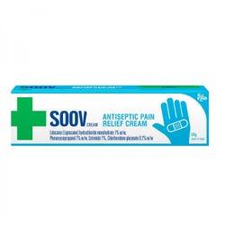 Ego Soov Antiseptic Pain Relief Cream 50g