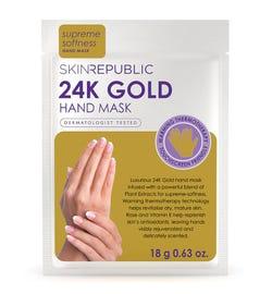 Skin Republic 24K Gold Foil Hand Mask (1 Pair)
