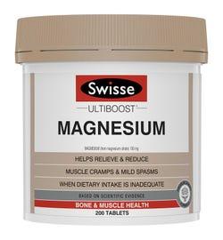 Swisse Ultiboost Magnesium Tab X 200