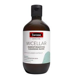 Swisse Skincare Micellar Makeup Removing Cleansing Water 300ml