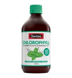 Swisse Chlorophyll Spearmint Flavour 500ml