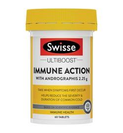 Swisse Ultiboost Immune Action Tab X 60