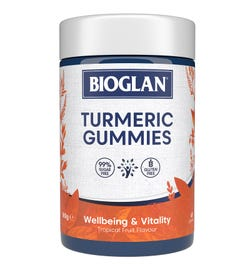 Bioglan Turmeric Gummies X 60