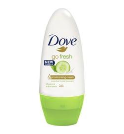 Dove Anti-Perspirant Deodorant Roll On Go Fresh Cucumber & Green Tea Scent 50ml
